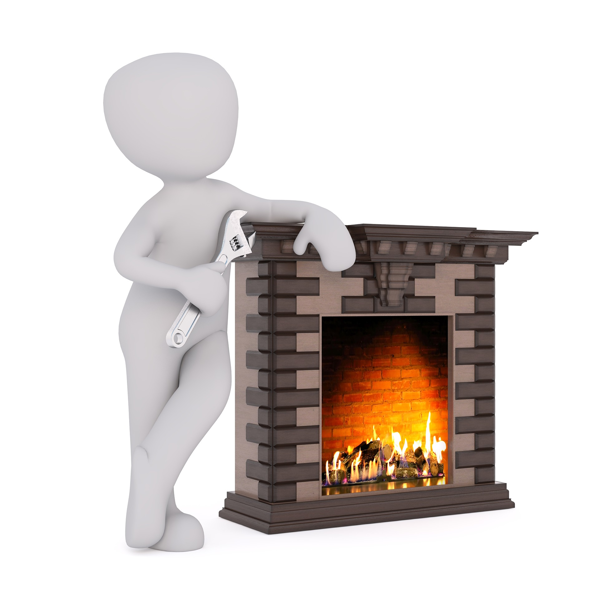 YOUR FIREPLACE OR WOOD STOVE