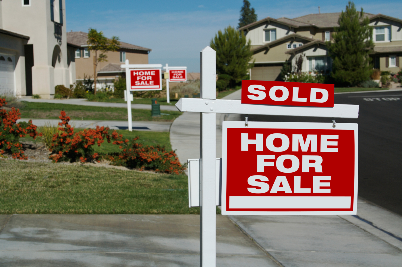Selling your home in a competitive local market