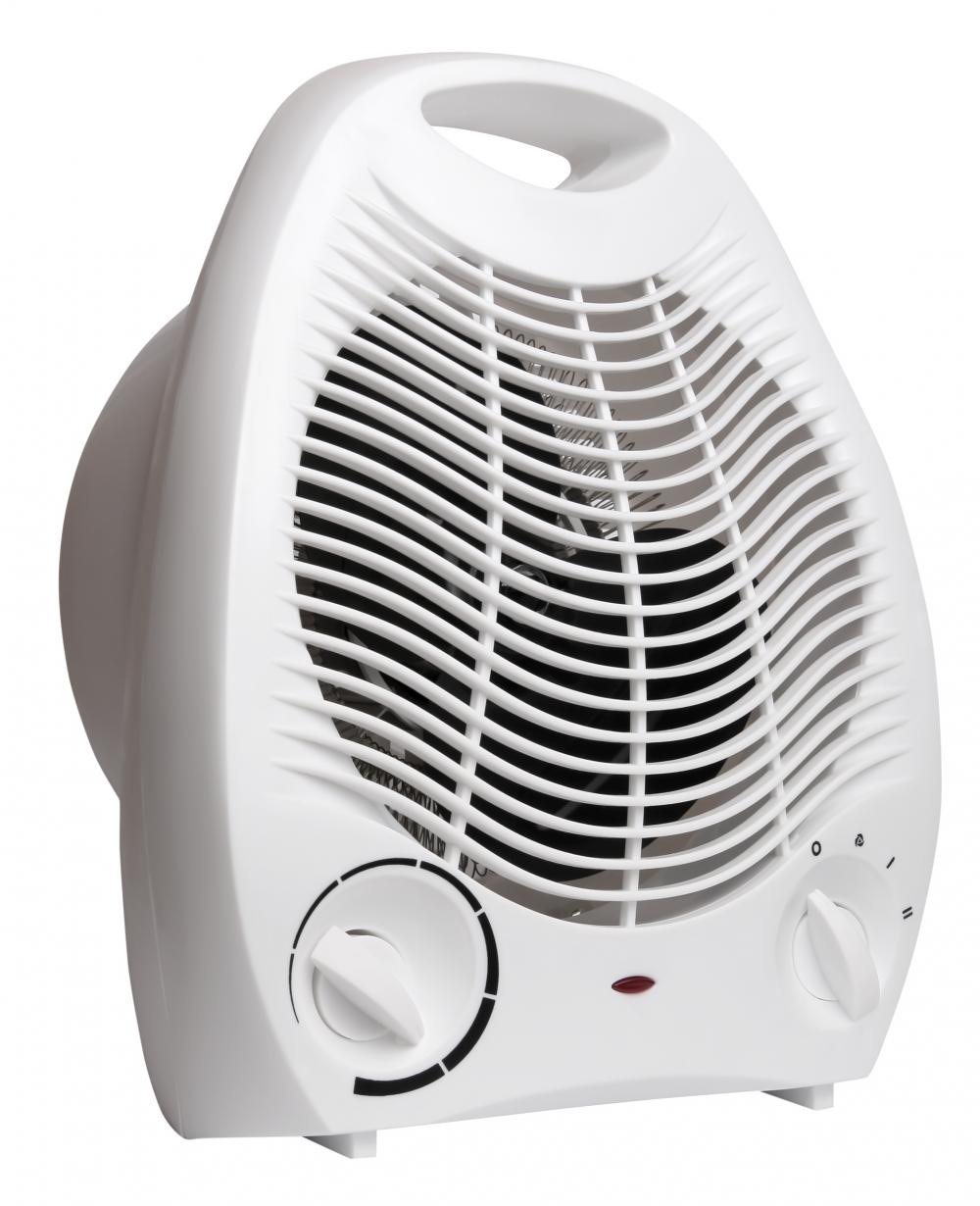 Portable Space Heaters Can Be A Hazard