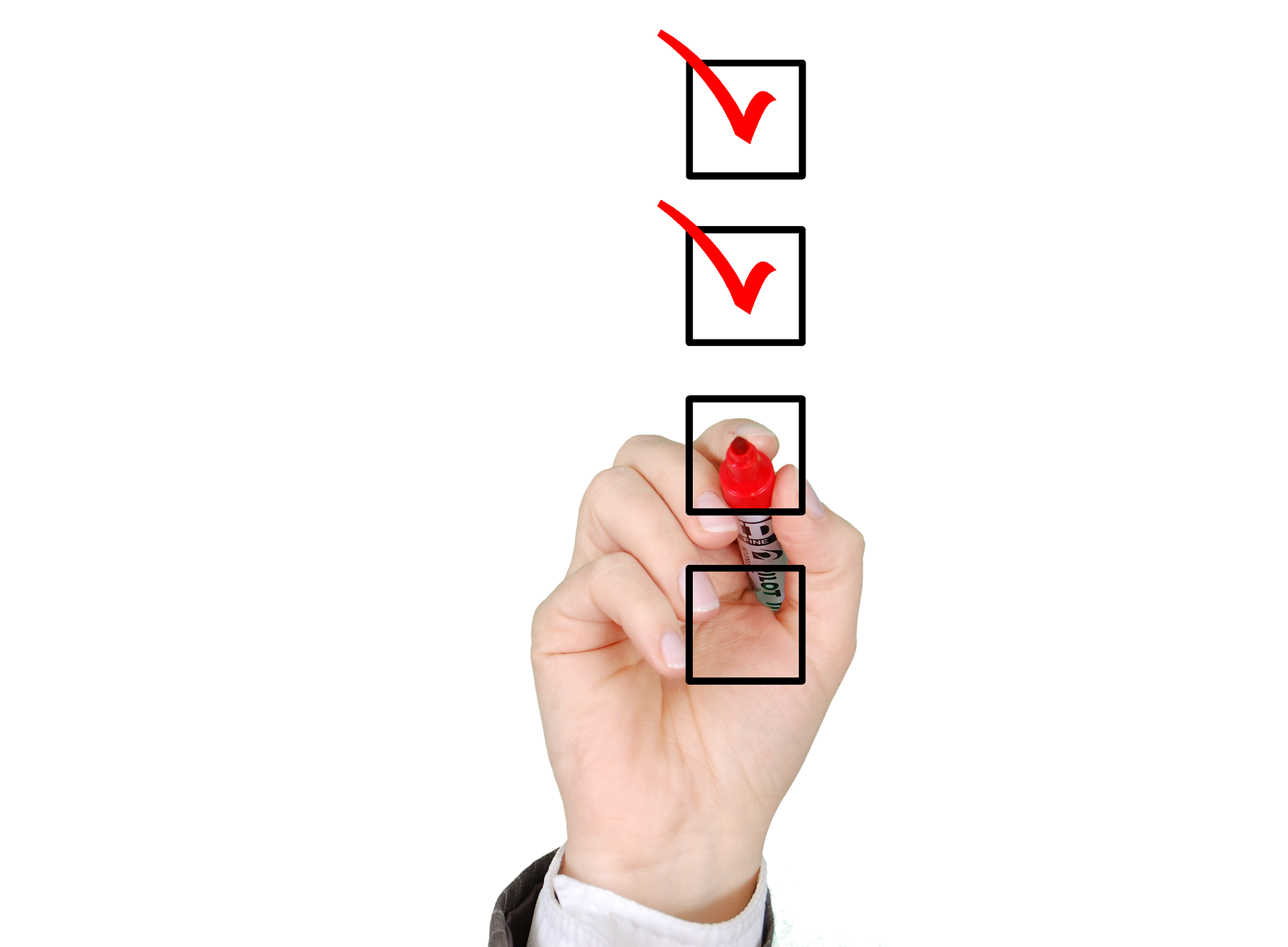 Checklist for WOW-ing a buyer during a viewing
