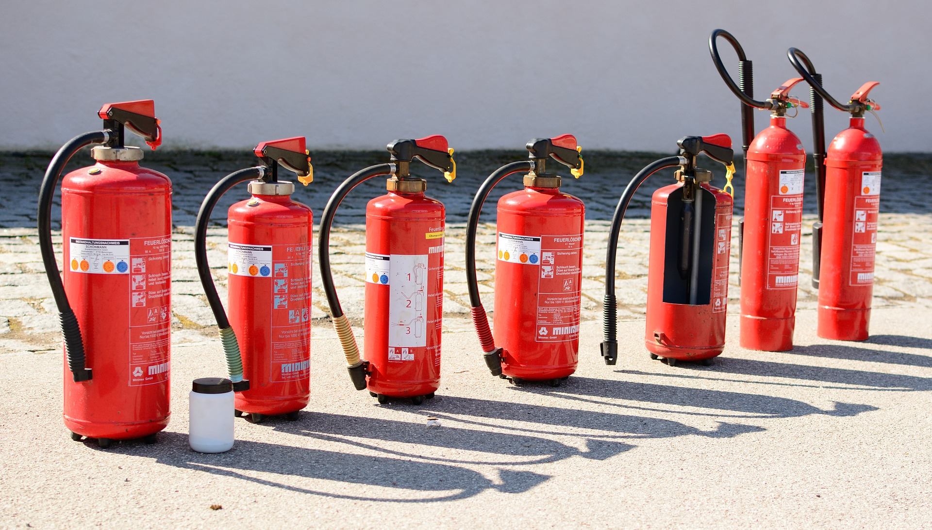 Should you own a fire extinguisher?