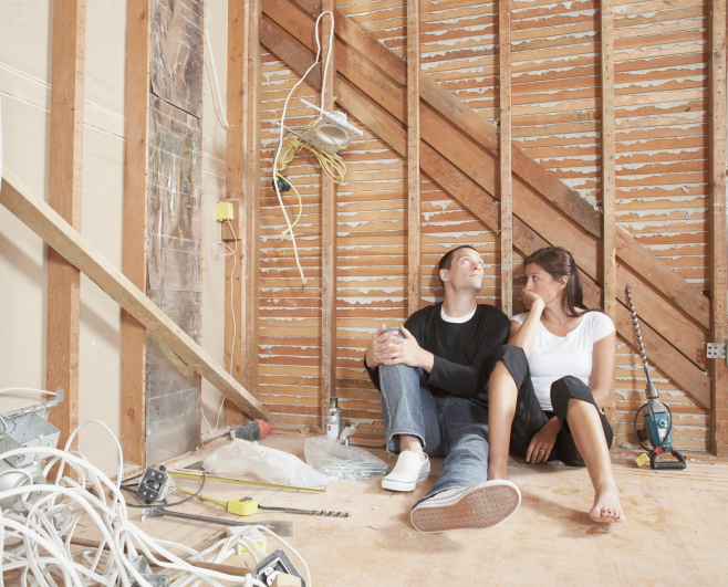 Not ready to sell but thinking about renovating?