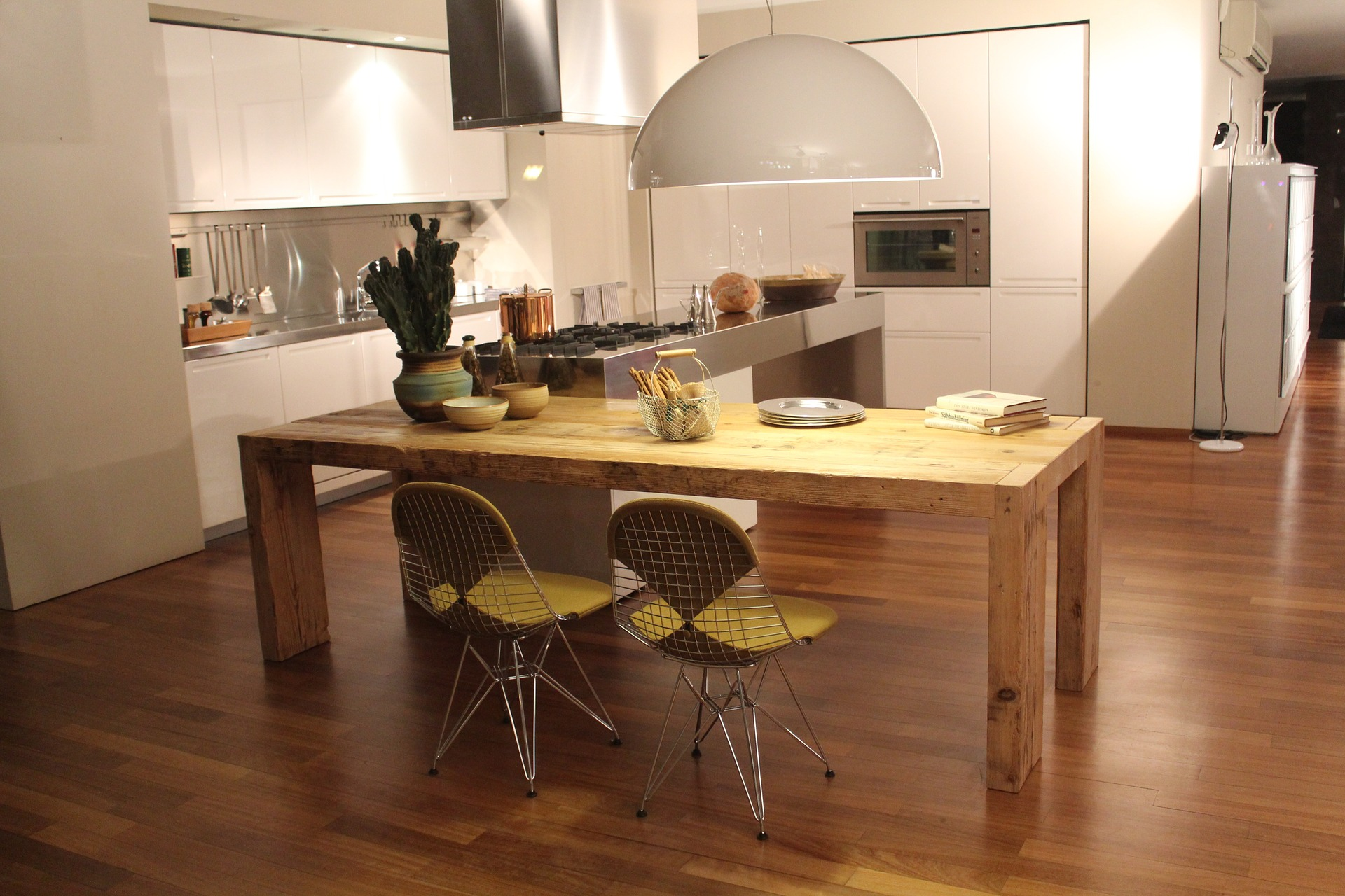 How a Professional Chef would remodel your kitchen